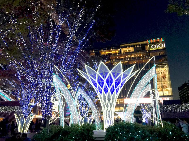 2018_Fukuoka_Stn_illumination_01