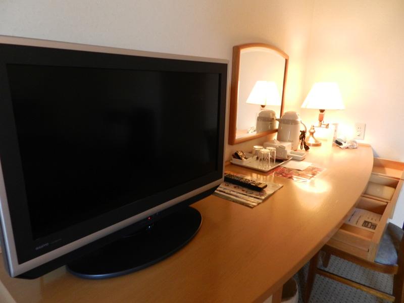 全室地上デジタルTV