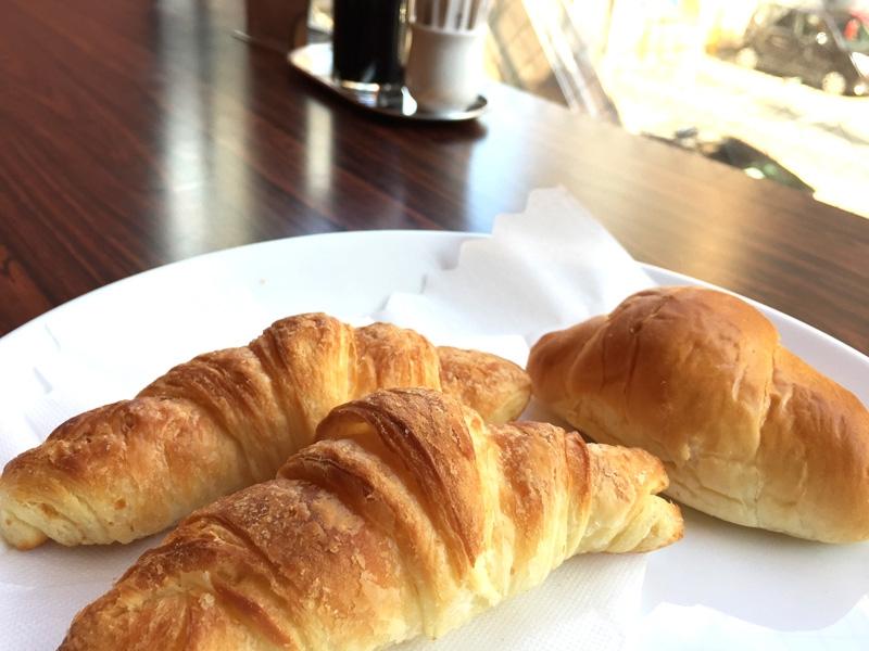 ビジネスホテル福岡アルティインの朝食