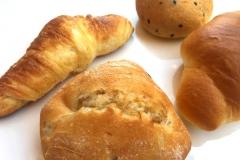 ホテル福岡アルティ・インの朝食パン