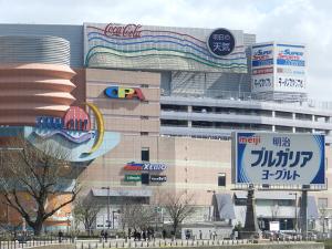 キャナルシティ―博多