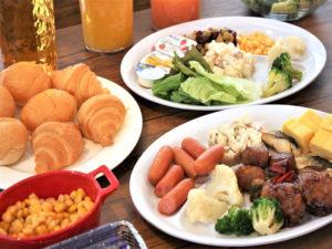 アルティ・イン 朝食