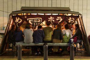 福岡の屋台